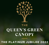 Queens green canopy logo